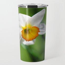 Beautiful Daffodil Travel Mug