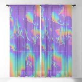 VOID 21 Sheer Curtain
