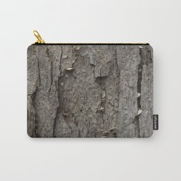 Adler Tree Bark Camouflage Carry-All Pouch