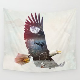 The Eagle Wall Tapestry