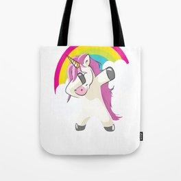 unicorns are born in january Tote Bag