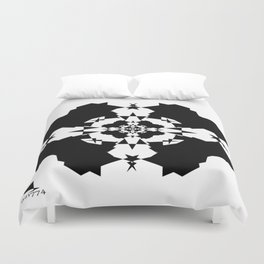 cryptographic # 921774 Duvet Cover