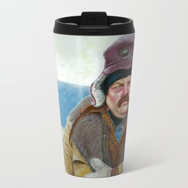 I know what I'm about, son Metal Travel Mug