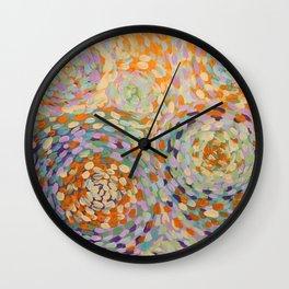 Tangerine Dream Wall Clock