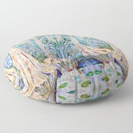 Bayou Dream Floor Pillow