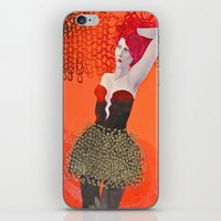 shadow iPhone & iPod Skins featuring Shadow by doviArt