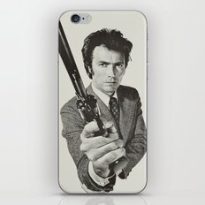 Dirty Harry iPhone & iPod Skin