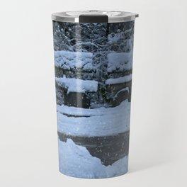 Winter Time Travel Mug