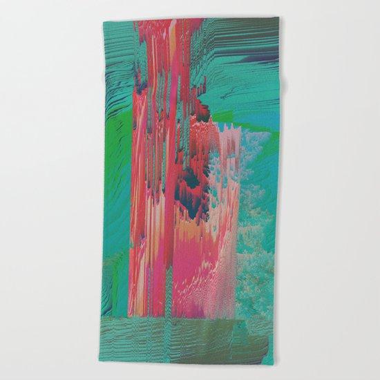 Geothermal Beach Towel