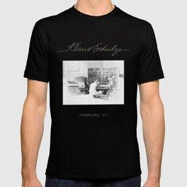 Klaus Schulze Hamburg '77 T-shirt
