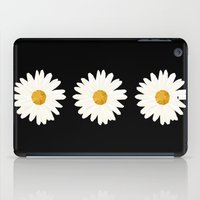 daisy iPad Cases featuring Daisy by nessieness