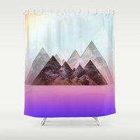 nirvana Shower Curtains featuring .nirvana. by Aja Maile