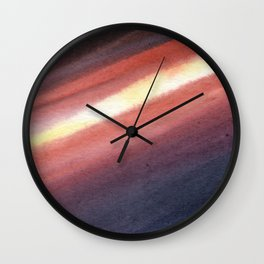 Energy Bar Wall Clock