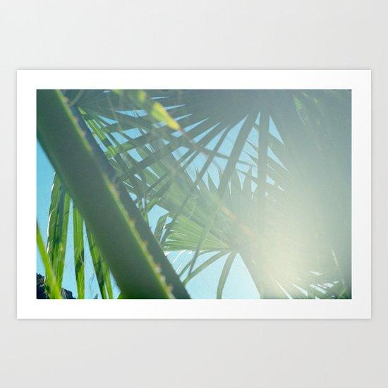 sky light Art Print