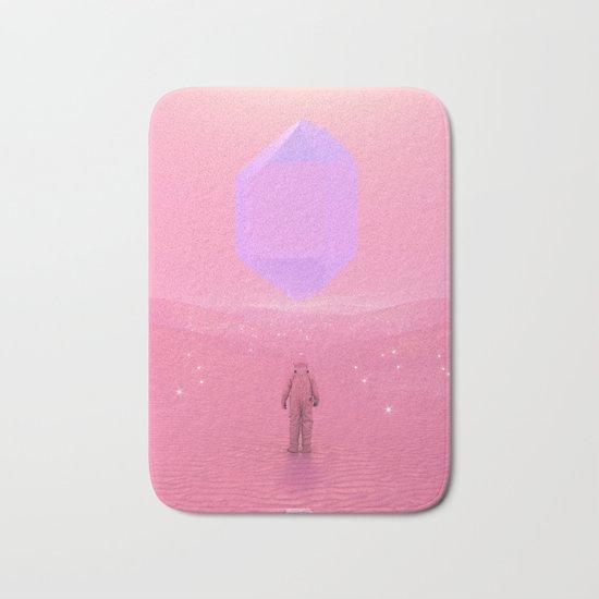 Lost Astronaut Series #03 - Floating Crystal Bath Mat