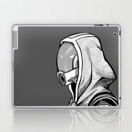 Tali - B&W profile Laptop & iPad Skin