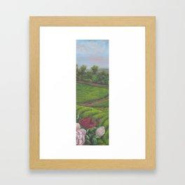 Sennitals of the Valley Framed Art Print