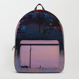 Pink Harbor Backpack