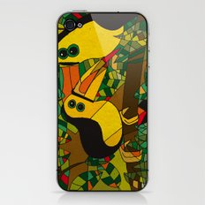 Twocans iPhone & iPod Skin