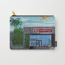 Chipotle - Hollywood Carry-All Pouch