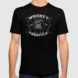 Whiskey Throttle  T-shirt