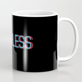 Fearless | Digital Art Coffee Mug