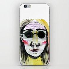 Head Shot #4 iPhone & iPod Skin