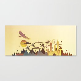 You'll Still Have Your Stars Canvas Print
