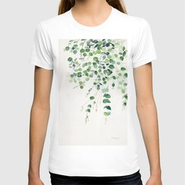 Eucalyptus Watercolor T-shirt