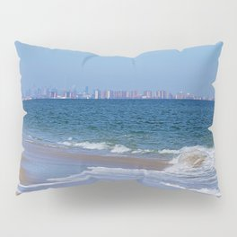 City Skyline Pillow Sham
