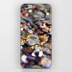 Sequin iPhone & iPod Skin