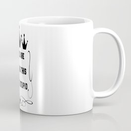 If you are reading this Coffee Mug