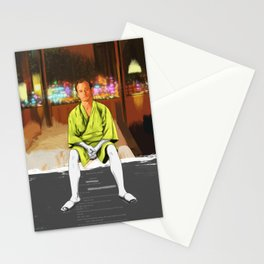 Lost in translation | Bill Murray | Painting Stationery Cards