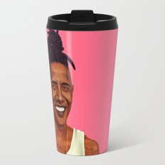 Hipstory - Barack Obama Travel Mug
