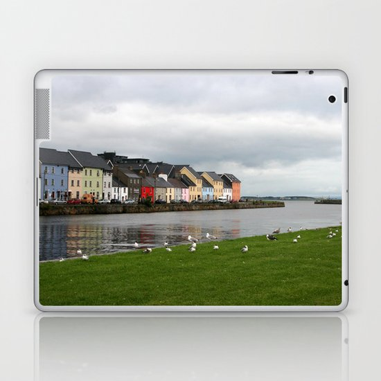 Colors Of Galway Laptop & iPad Skin