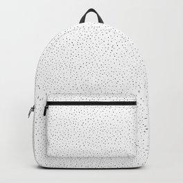 Pencil Dots Backpack