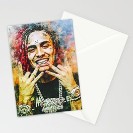 Lil Pump Stationery Cards
