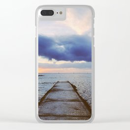 To the end Clear iPhone Case