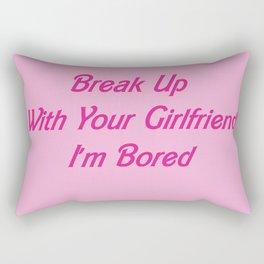 BUWYGFIB Rectangular Pillow