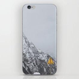 Ravin iPhone Skin