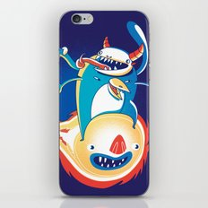 Monsteroid! iPhone Skin