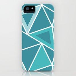 Geometric Pattern 3 iPhone Case