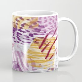 Abstract safari pattern Coffee Mug