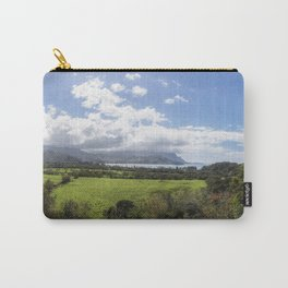 A Land Called Hanalei Carry-All Pouch