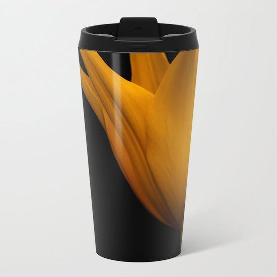 Golden Wonder Metal Travel Mug
