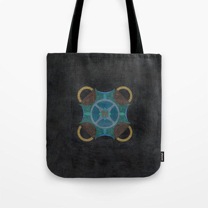 buckle Tote Bag