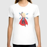 thor T-shirts featuring Thor by Nozubozu