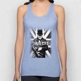 thug life Unisex Tank Top