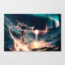 Lionhearted Canvas Print