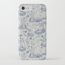 an-toile-lite iPhone Case